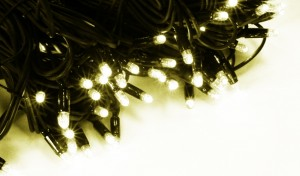 200LED 10M String Light 230V KOPPELBAAR WW